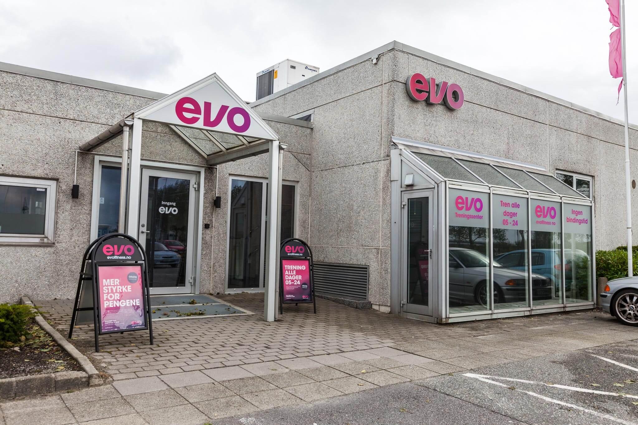 EVO Treningssenter TVEDTSENTERET
