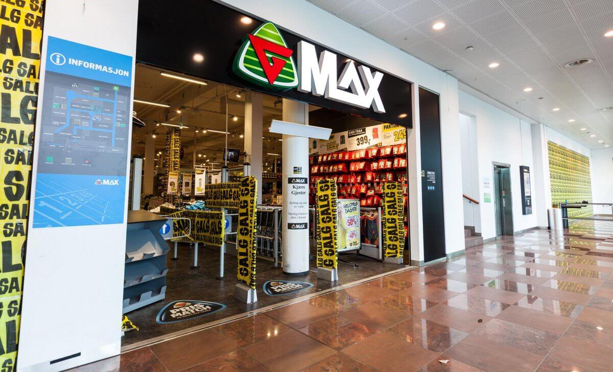 G-max Tvedtsenteret