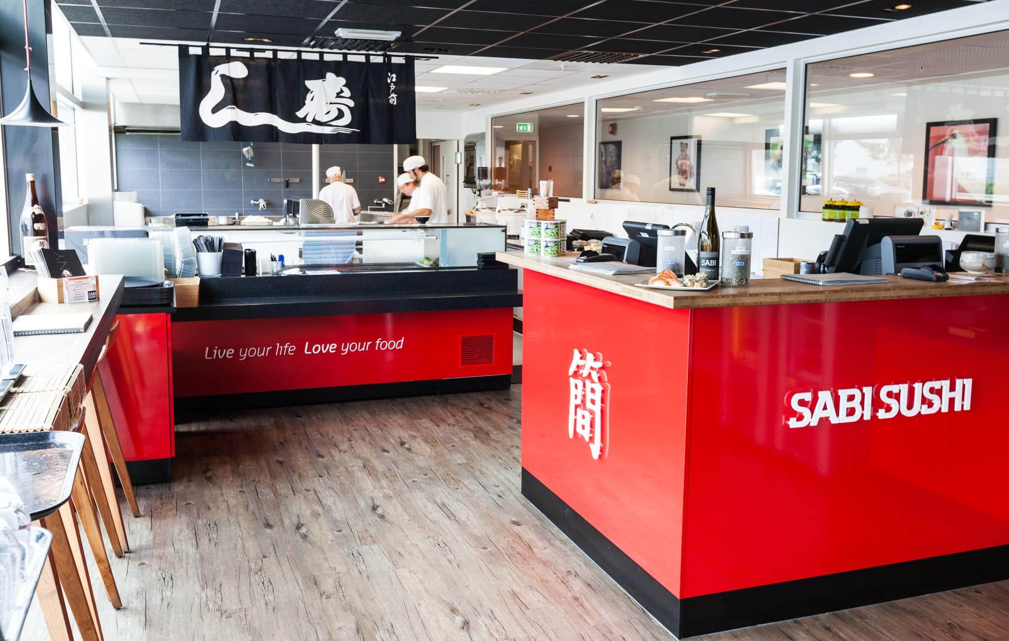 Sabi Sushi Tvedtsenteret