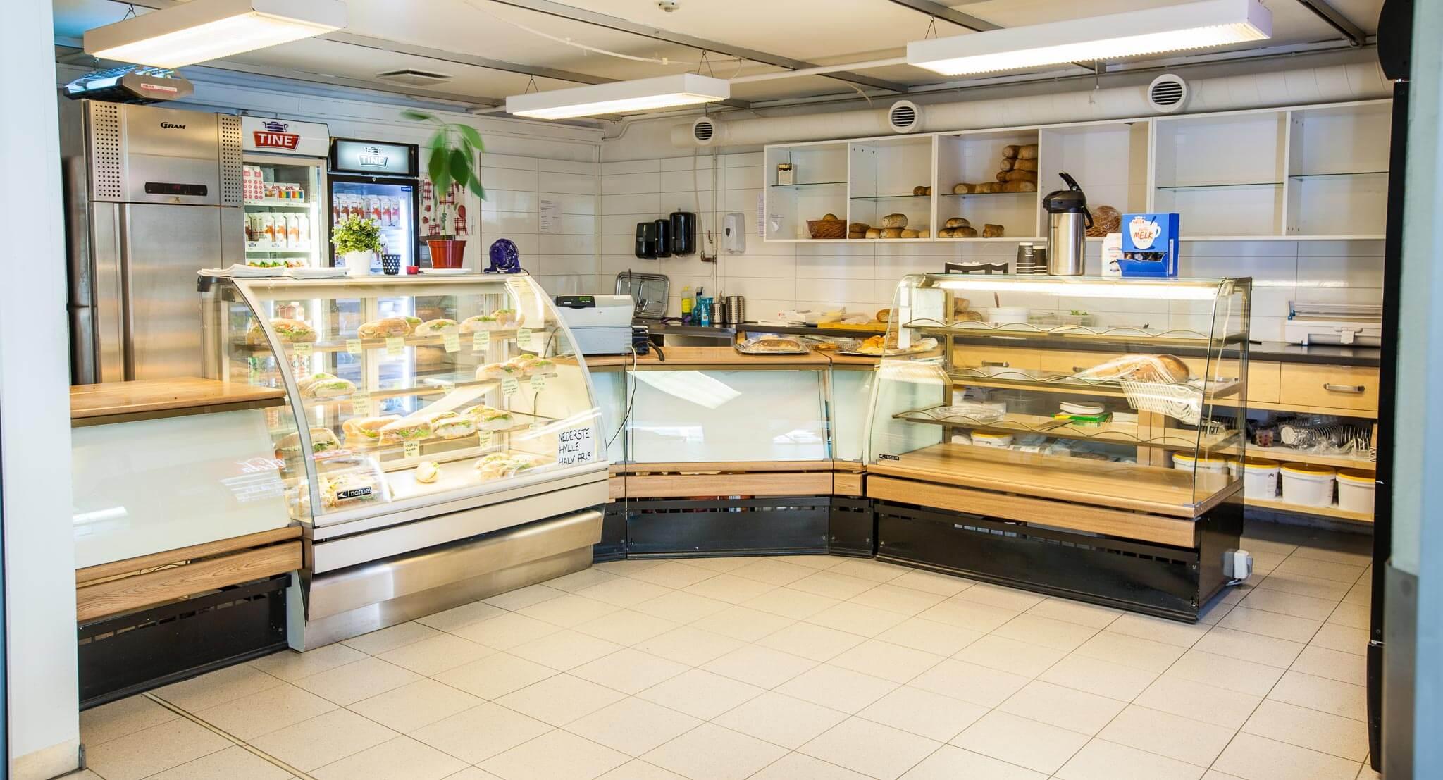 Sissels Bakeri Tvedtsenteret